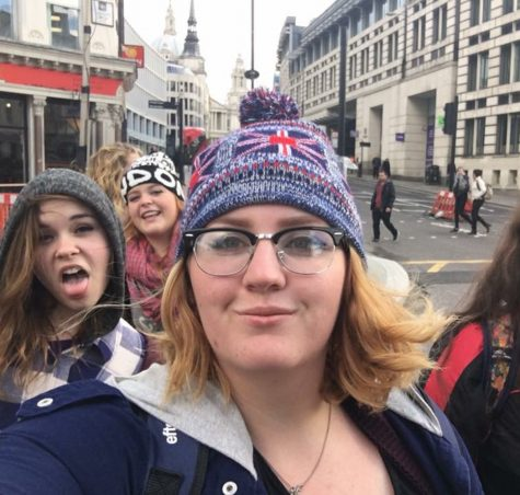 Theater students take Europe over break