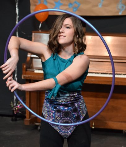 Hula hooping: a trend that's getting around