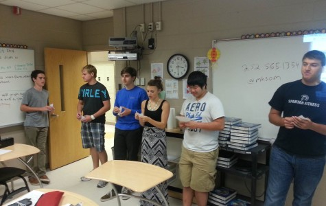New club stretches students, teaches problem solving skills