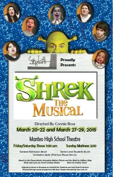 Stage+Left+to+perform+%22Shrek+the+Musical%22