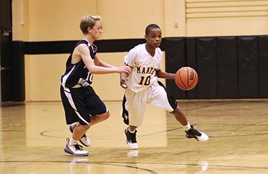 Boy's Basketball Brief