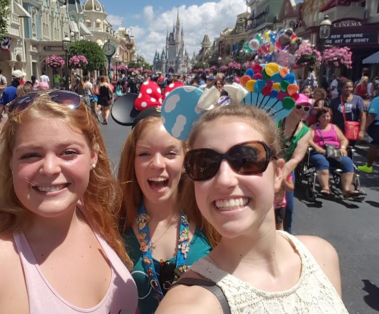 Band, chorus students dreams come true with Disney trip