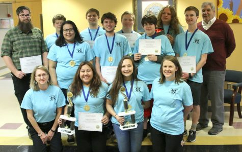 Odyssey of the Mind teams brings home top honors from regionals