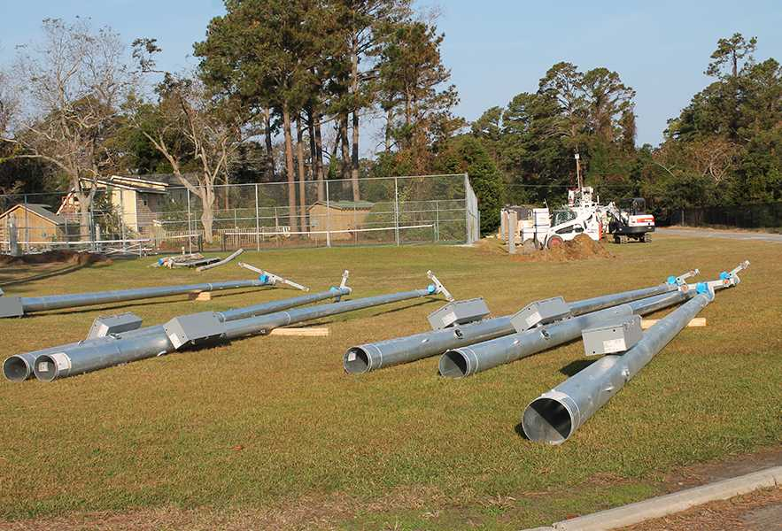 School's sports facilities receive needed upgrades