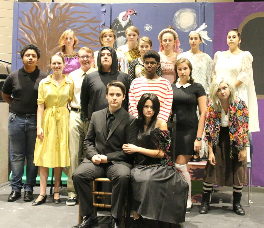 "Fall into the season with ""The Addams Family"""