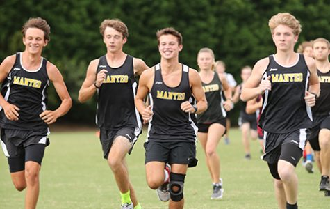 Cross Country Fall 2017 Sports Brief